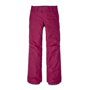 W's Insulated Powder Bowl Pants, Magenta (MAG)