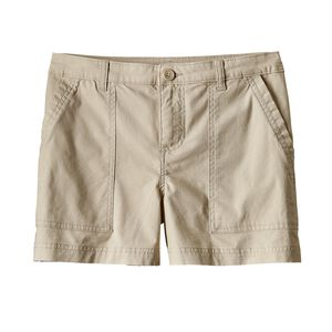 "W's Stretch All-Wear Shorts - 4"", Pelican (PLCN)"