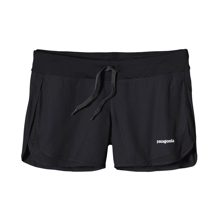W'S STRIDER SHORTS, Black (BLK-155)