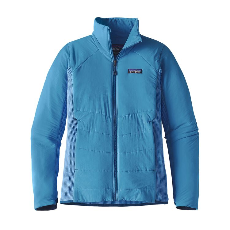 W'S NANO-AIR LIGHT HYBRID JKT, Radar Blue (RAD)