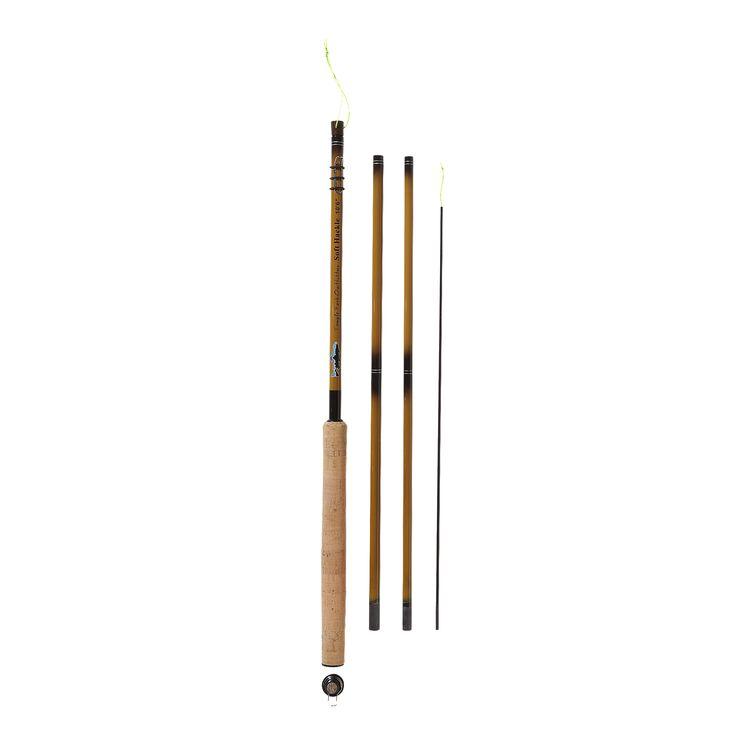 """Simple Fly Fishing Tenkara Fly Rod 10' 6"""","""