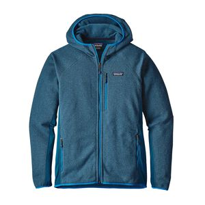 M's Performance Better Sweater™ Hoody, Big Sur Blue (BSRB)