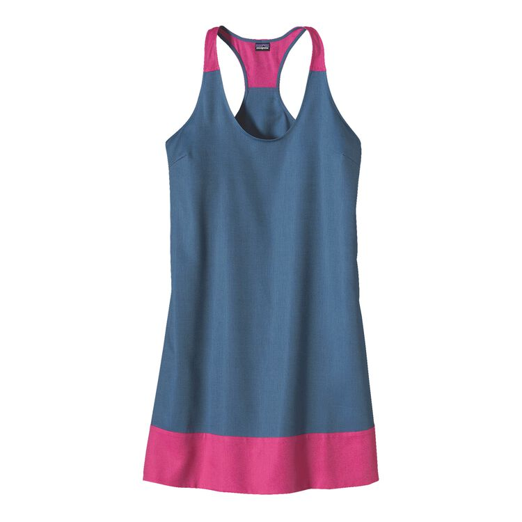 ウィメンズ・シーハースト・ドレス, Glass Blue (GLSB-579)