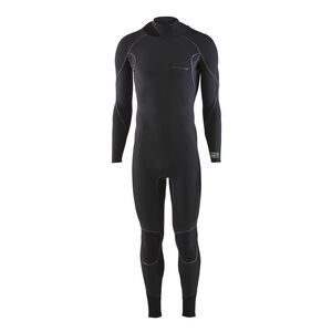 M's R2® Yulex™ Back-Zip Full Suit, Black (BLK)