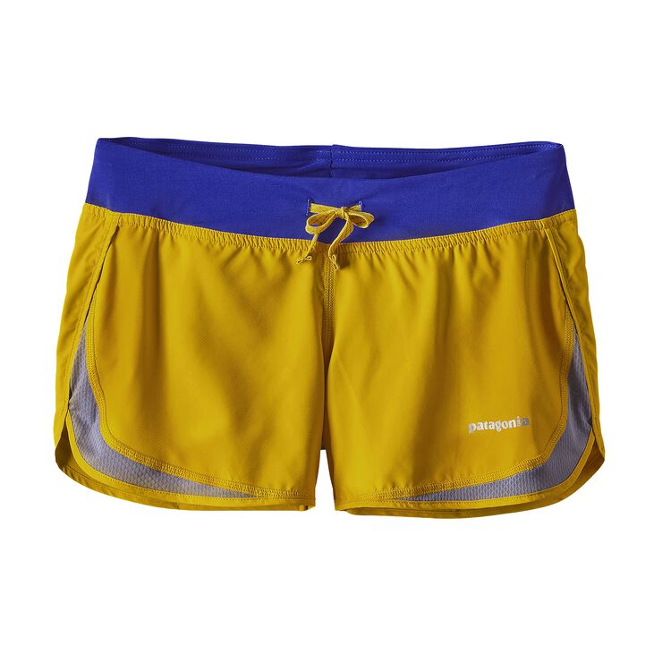 W'S STRIDER SHORTS, Sulphur Yellow (SULY)