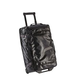 BLACK HOLE WHEELED DUFFEL 40L, Black (BLK)