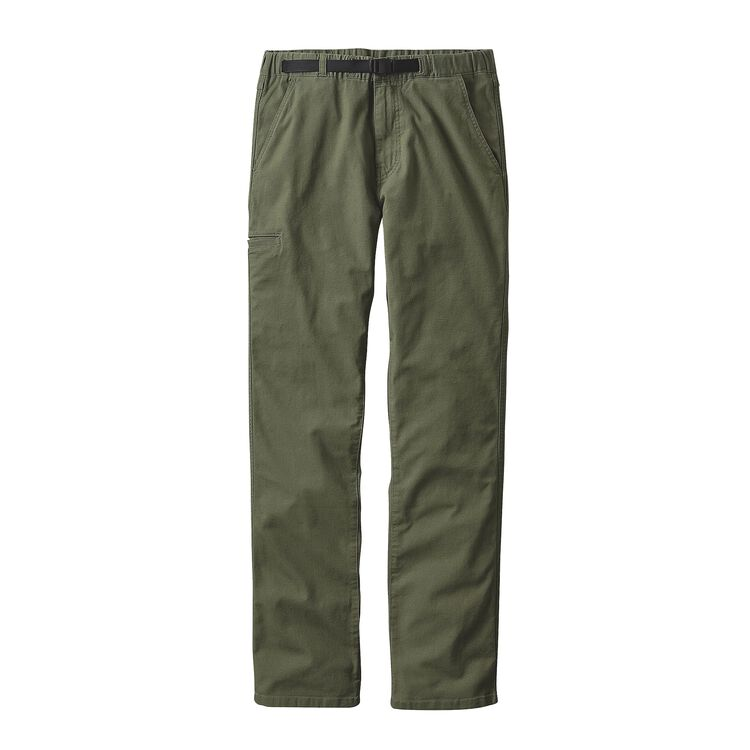 M'S COTTON GI III PANTS, Industrial Green (INDG)