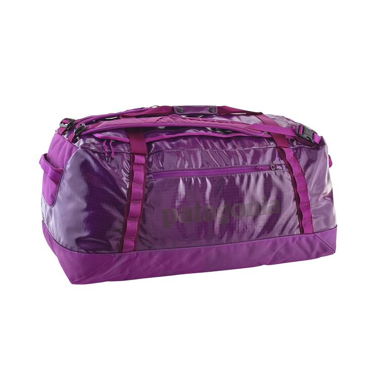 BLACK HOLE DUFFEL 90L, Ikat Purple (IKP)
