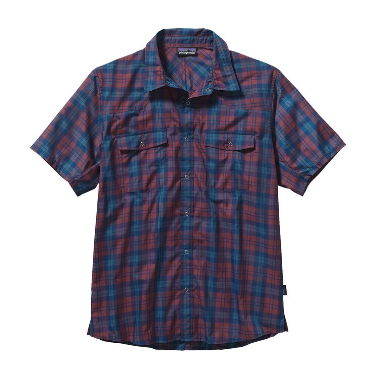 M'S BANDITO SHIRT, Haircutter: Channel Blue (HCNB)