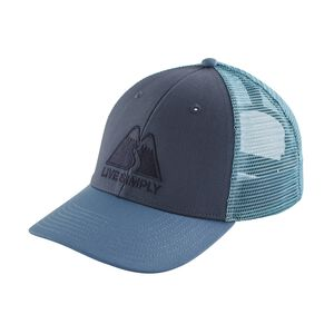 Live Simply® Winding LoPro Trucker Hat, Dolomite Blue (DLMB)