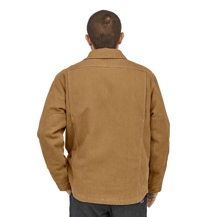 M's Iron Forge Hemp™ Canvas Ranch Jacket,