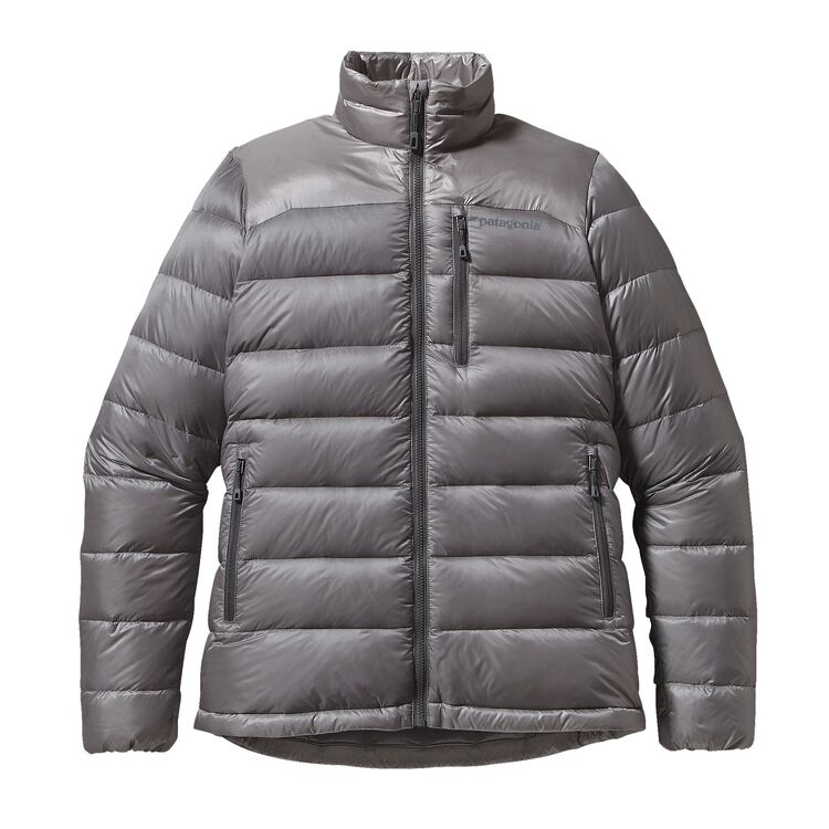 W'S FITZ ROY DOWN JKT, Feather Grey (FEA)