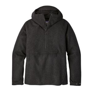 M's Recycled Wool Pullover, Forge Grey (FGE)