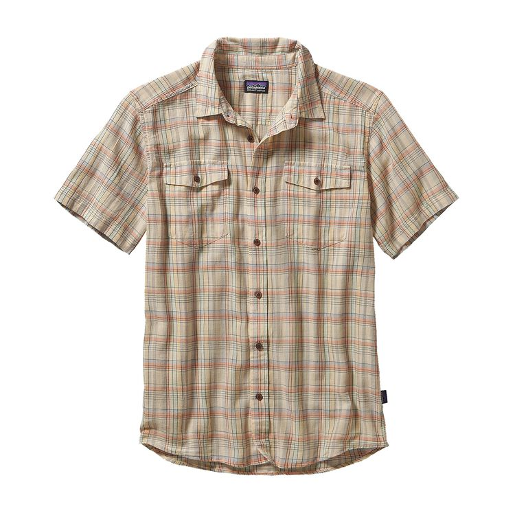 M'S STEERSMAN SHIRT, Bearded: Cusco Orange (BCSO)