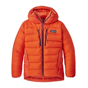 M's Grade VII Down Parka, Paintbrush Red (PBH)