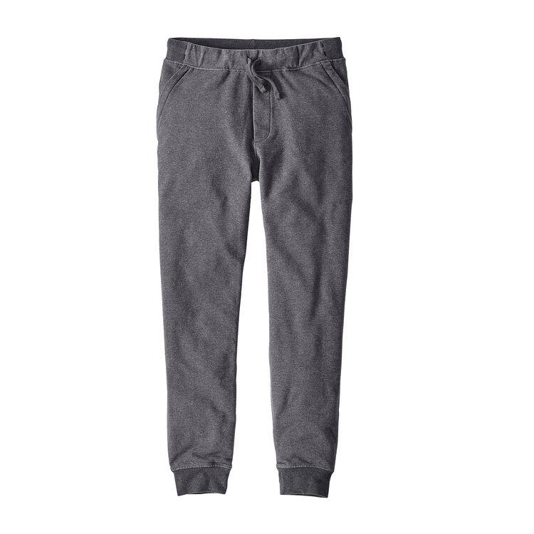 M'S MAHNYA FLEECE PANTS, Forge Grey (FGE)