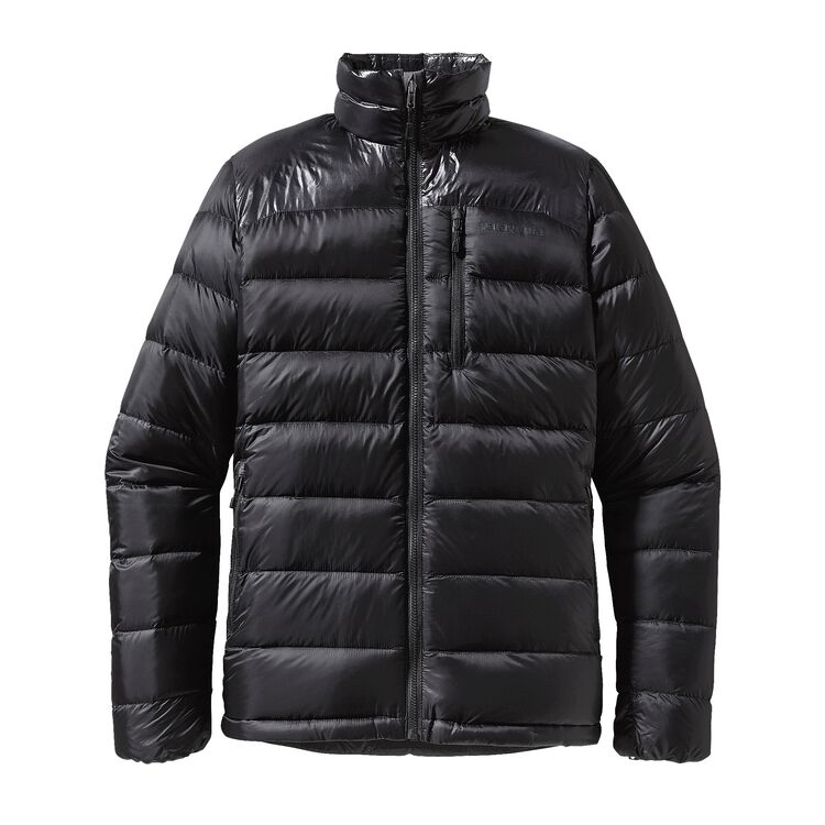 W'S FITZ ROY DOWN JKT, Black (BLK)