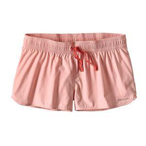 ウィメンズ・ストレッチ・プレーニング・マイクロ・ショーツ(5cm), Feather Pink (FEAP)