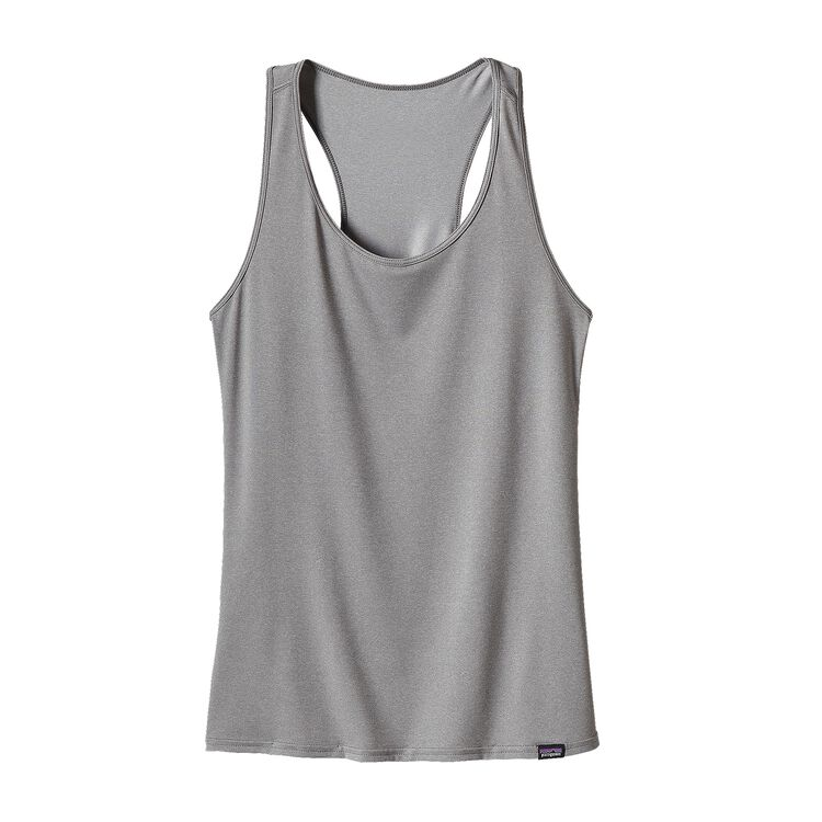 W'S CAP DAILY TANK, Feather Grey (FEA)