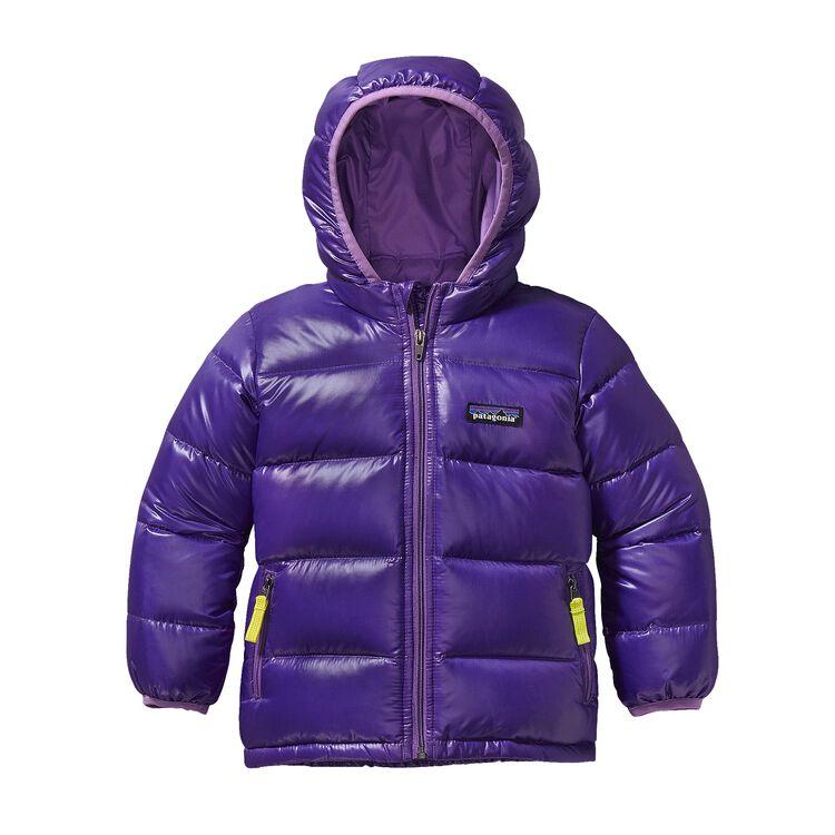 BABY HI-LOFT DOWN SWEATER HOODY, Concord Purple (CNCP)