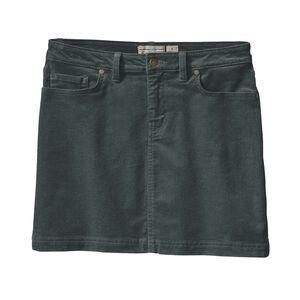 W's Corduroy Skirt, Nouveau Green (NUVG)