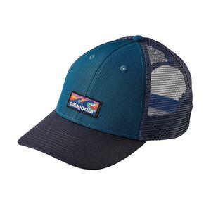 ボード・ショーツ・ラベル・ロープロ・トラッカー・ハット, Big Sur Blue (BSRB)