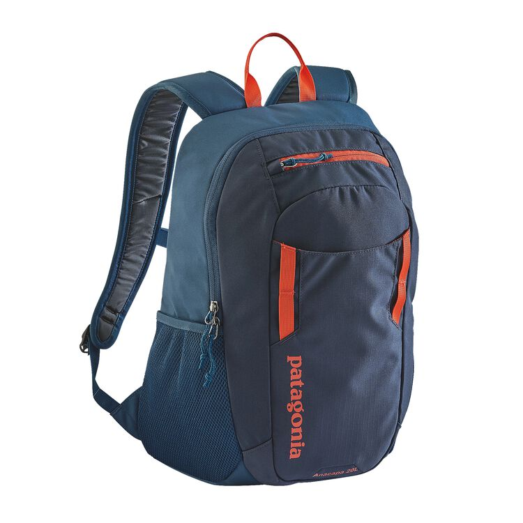 ANACAPA PACK 20L, Smolder Blue w/Glass Blue (SBGA)