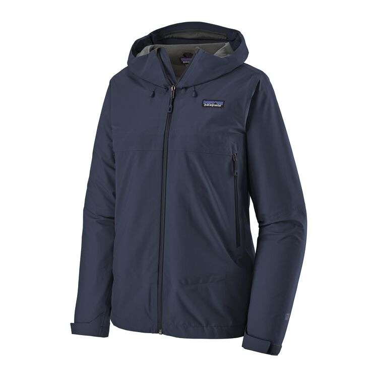 W'S CLOUD RIDGE JKT, Navy Blue (NVYB)