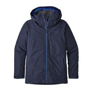 M's Insulated Powder Bowl Jacket, Navy Blue (NVYB)
