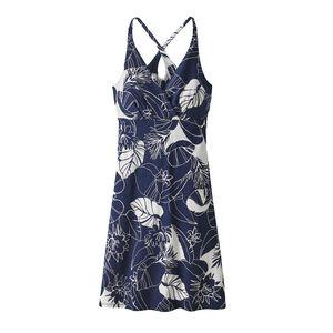 ウィメンズ・アンバー・ドーン・ドレス, Valley Flora: Classic Navy/Birch White (VFCW)
