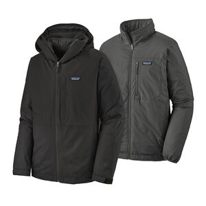 M'S 3-IN-1 SNOWSHOT JKT, Black (BLK)
