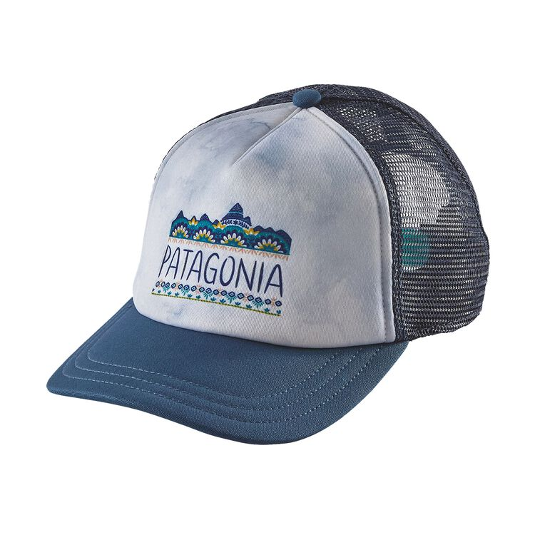 W'S FEMME FITZ ROY INTERSTATE HAT, Glass Blue (GLSB)
