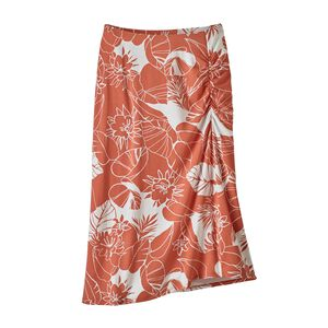 W's Dream Song Skirt, Valley Flora: Quartz Coral (VFQZ)