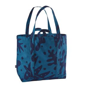 All Day Tote, Ferns: Big Sur Blue (FRBS)