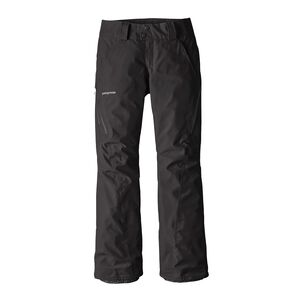 W'S INSULATED POWDER BOWL PANTS, Black (BLK)