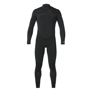 M's R2® Yulex™ Front-Zip Full Suit, Black (BLK)