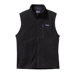 メンズ・ベター・セーター・ベスト, Black (BLK)