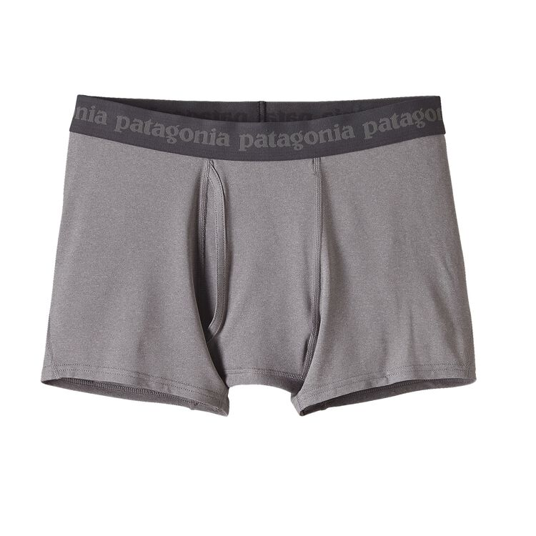 M'S CAP DAILY BOXER BRIEFS, Feather Grey w/Feather Grey (FTHG)