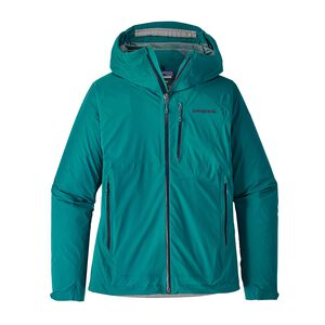 W's Stretch Rainshadow Jacket, Elwha Blue (ELWB)