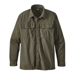 M's All Season Field Shirt, Industrial Green (INDG)