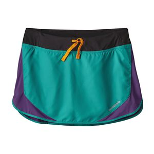 W's Strider Skirt, True Teal (TRUT)