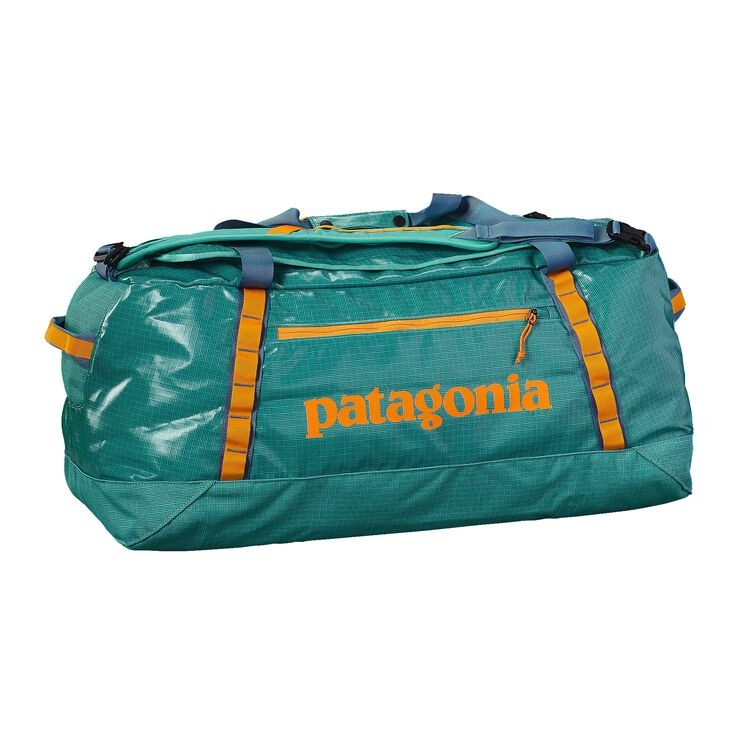BLACK HOLE DUFFEL 90L, Howling Turquoise (HWLT)