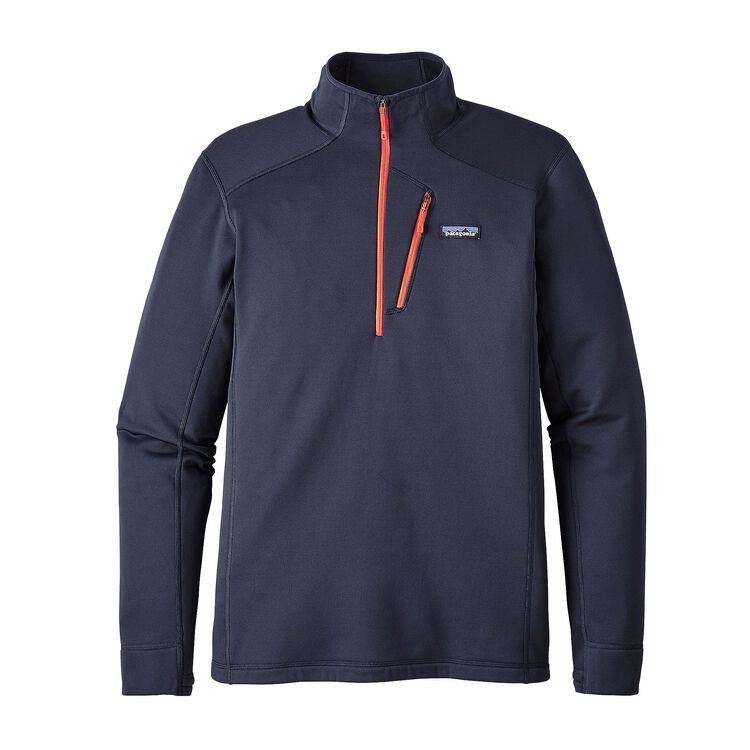 M'S CROSSTREK 1/4 ZIP, Navy Blue (NVYB)