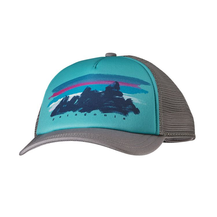 W'S PAINTED FITZ ROY INTERSTATE HAT, Feather Grey (FEA)