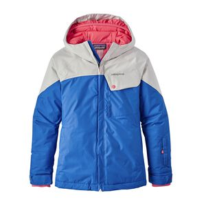 Girls' Fresh Tracks Jacket, Oasis Blue (OAS)