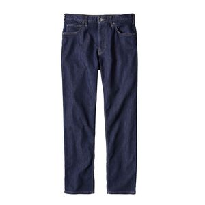 M's Performance Regular Fit Jeans - Long, Dark Denim (DDNM)