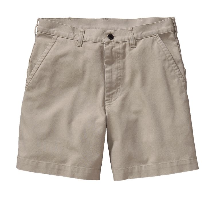 M'S STAND UP SHORTS - 7 IN., Stone (STN-275)
