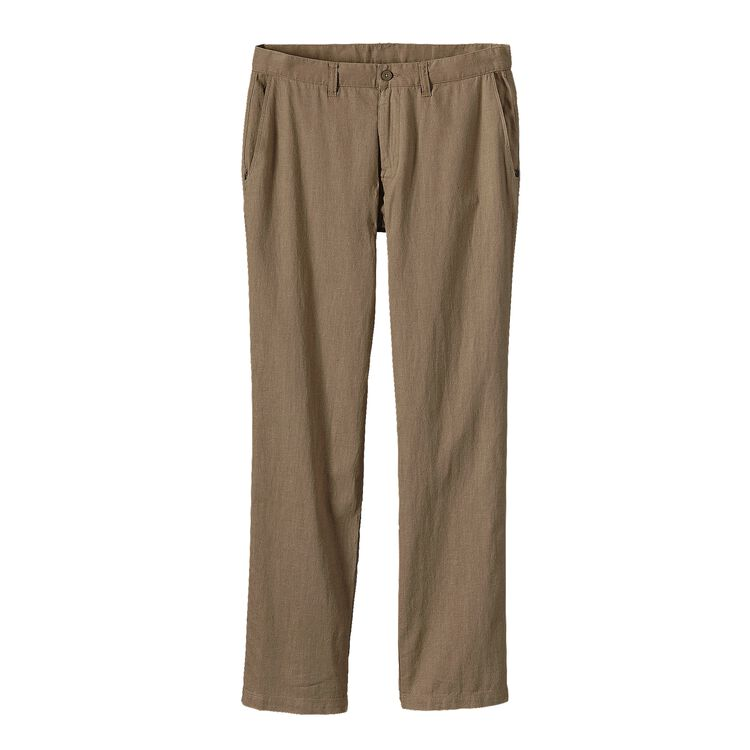 M'S REGULAR FIT BACK STEP PANTS  - REG, Ash Tan (ASHT)
