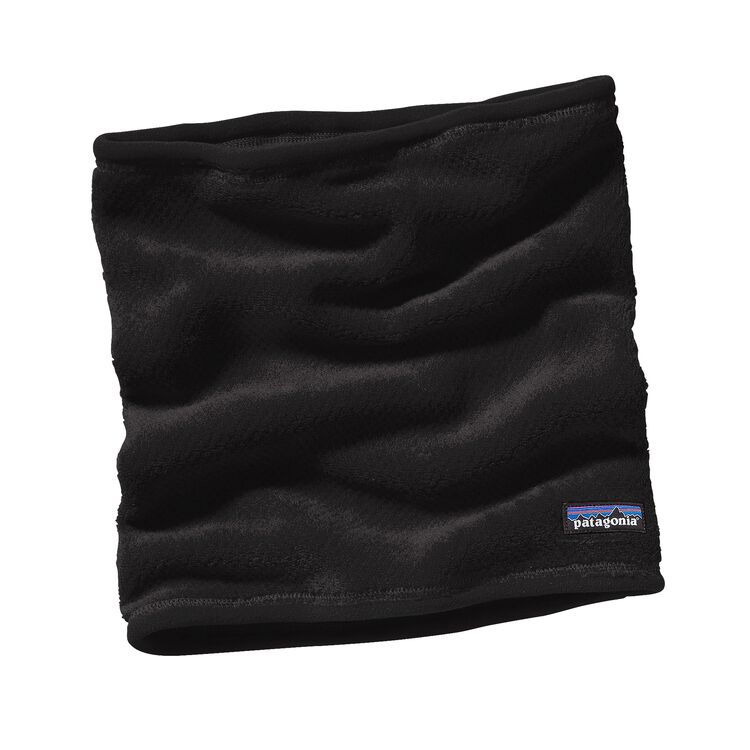 W'S RE-TOOL NECK GAITER, Black (BLK)