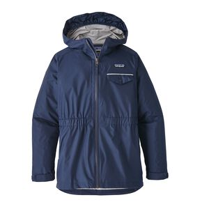 Girls' Torrentshell Jacket, Classic Navy (CNY)